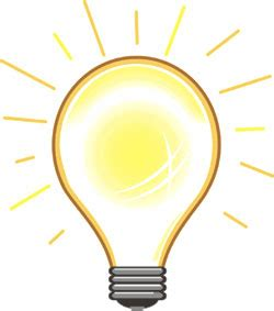 light bulb clipart best