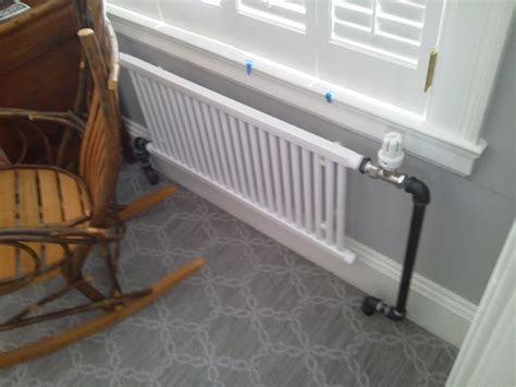 Runtal Steam Radiator by New Steam Radiator System Boston Ma Traditional