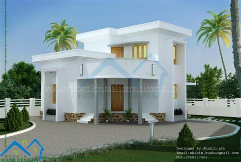 house home decorating small house design in kerala 6671