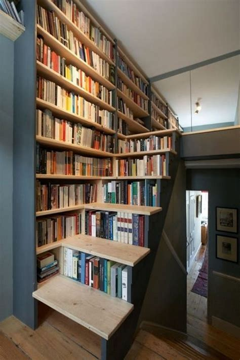 Unique Bookshelves Cool Home Library Ideas Hative