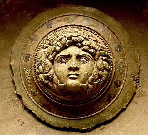 vanitoso significato il simbolismo di medusa romanoimpero