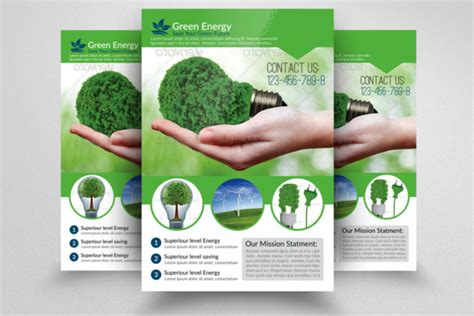20 Environmental Brochure Templates Free Psd Designs Environment Brochure Template