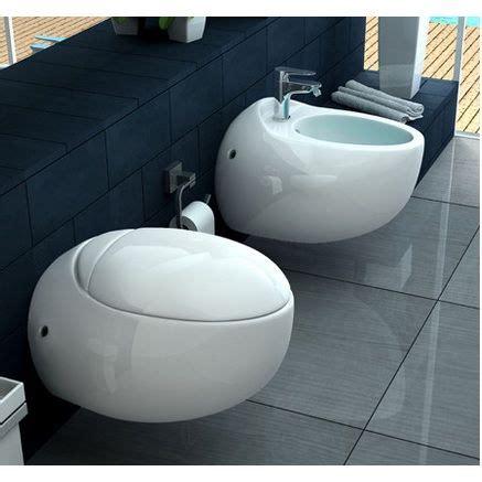 water bagno sanitari bagno moderni in ceramica bianchi sospesi go