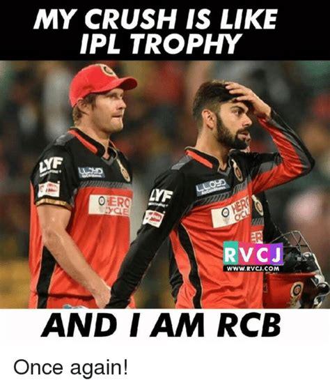 Rcb Memes - 25 best memes about trophy trophy memes