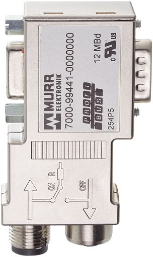 m12 terminating resistor m12 d sub profibus adapter mini 90 176 at murrelektronik shop