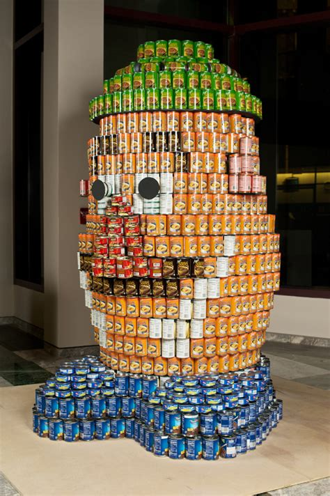 canstruction design plans 2011 canstruction exhibit and design competition nyc designapplause