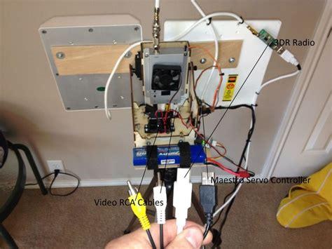 joe average antenna tracker buildpartsexplaination