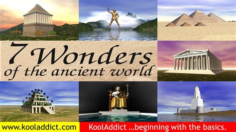 a history of the world in seven cheap things books seven wonders of the ancient world world history