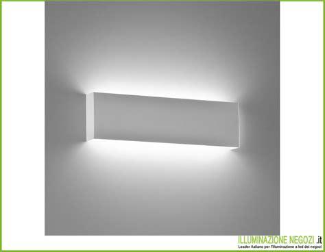 illuminazione led parete lada parete righello lada parete led