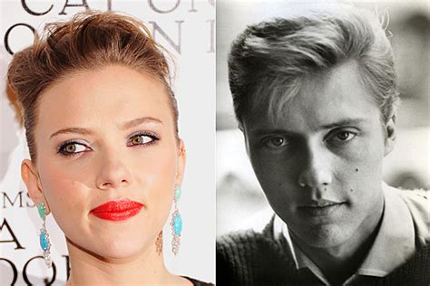 christopher reeve grandchildren scarlett johansson young christopher walken celebrity