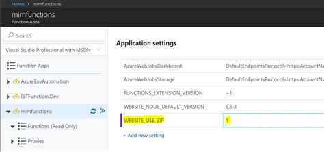 It Only It Were Zip by How To Quickly Copy Azure Functions Between Azure Tenants