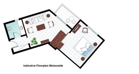 maisonette floor plans beachfront maisonette with sea views caramel boutique hotel