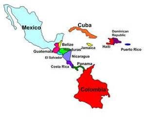 Central America Map In Spanish by Similiar Central America Map In Spanish Keywords