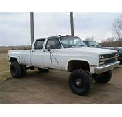 Find Used HUGE 1977 Lifted 1 Ton Chevy Crew Cab Dually 4x4