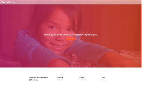 drupal themes nonprofit charity drupal themes free premium templates creative