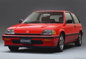 picture of the day honda civic si 1984 pocket rocket