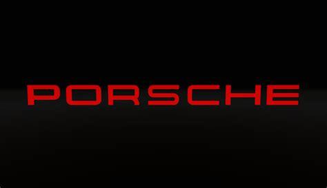 Porsche Logo Font by Porsche Wallpaper By Ez Bone On Deviantart