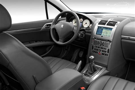 peugeot 407 coupe interior peugeot 407 t 252 rk 231 e inceleme youtube