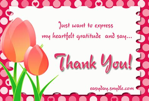 Thank You Card For Birthday Gift - messages archives easyday