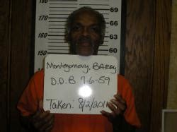Summary Offenses On Background Check Barry Montgomery Inmate 1228184 Missouri Doc Prisoner Arrest Record
