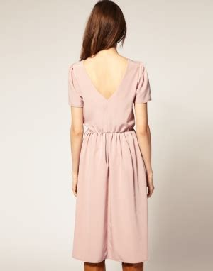Midi Dress By Cherry Collect by Chelsea28 Midi Dress
