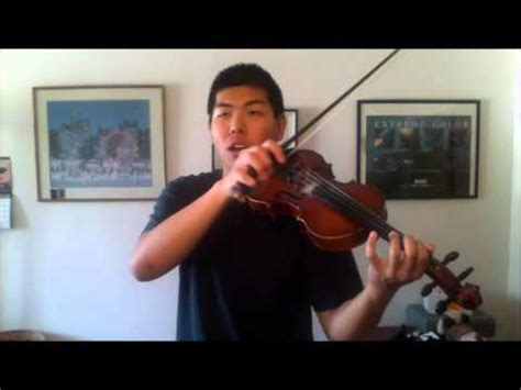 youtube tutorial violin shadows lindsey stirling violin tutorial chorus