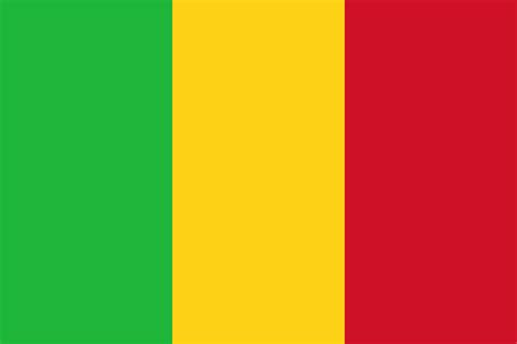 mali flag pictures