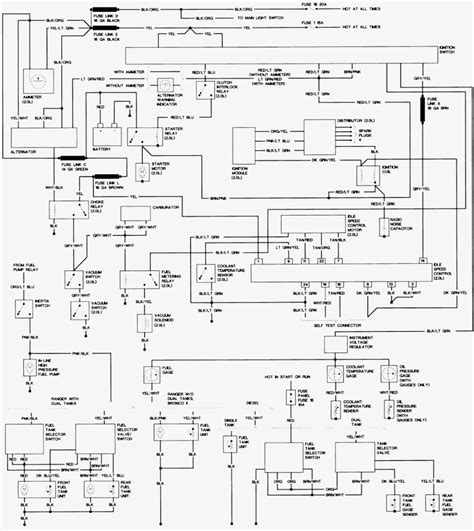 wiring diagram for 1986 ford f250 wiring diagram with