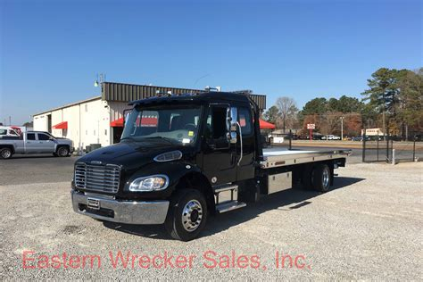 used wrecker beds for sale f4358 front ds 2018 freightliner tow truck for sale