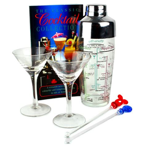 cocktail glass set cocktail set with glasses drinkstuff