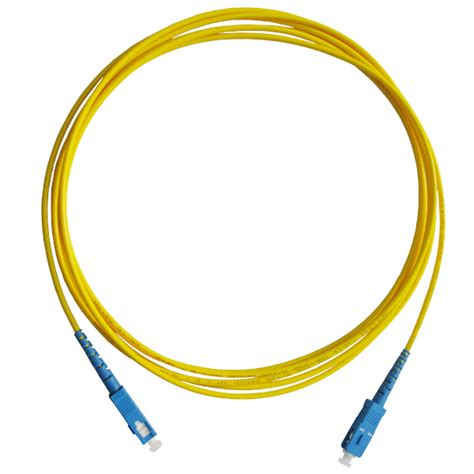 Patch Cord Fiber Optic by China Sc Pc Sm Fiber Optic Patch Cord 2 0mm China Fiber