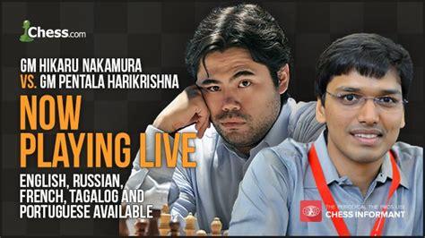 Tiny Häuser Sixx by Gm Blitz Battle 2 Harikrishna No Match For Nakamura S