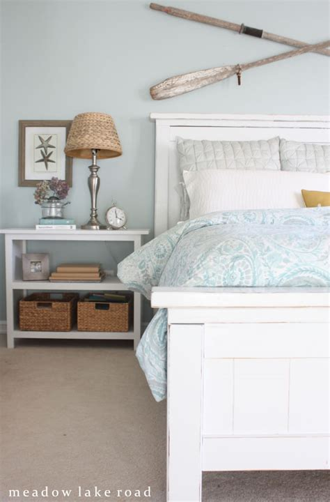 beach themed bedroom paint colors 20 beautiful guest bedroom ideas my mommy style