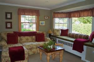 cottage style family room exquisitely unremarkable
