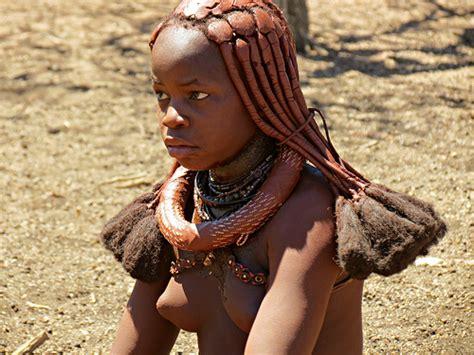 young himba girls young himba girl ready for marriage namibia kaokoland