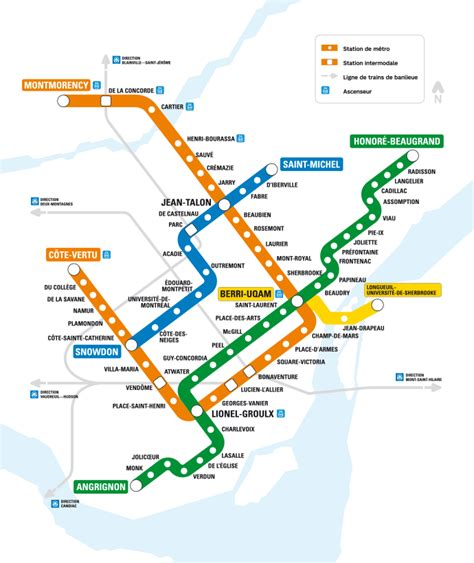 montreal metro map getting there around canadian grand prix