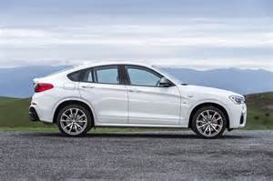 Bmw X4 Review 2016 Bmw X4 M40i Review