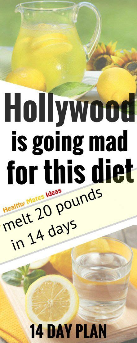 20 Pound Detox Diet by Is Going Mad For This Diet That Melt 20 Pounds