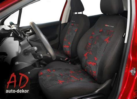 pokrowce samochodowe elegance czerwony czerwony pokrowce samochodowe pokrowce uniwersalne