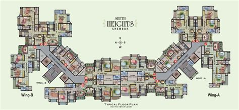 big floor plan floor plan sheth heights