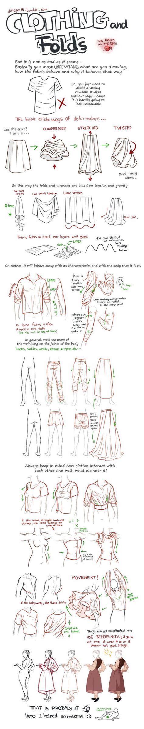 typography tutorial deviantart clothing and folds tutorial by juliajm15 on deviantart