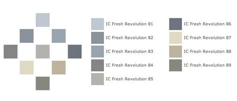 fresh revolution palette kwal paint colorado house