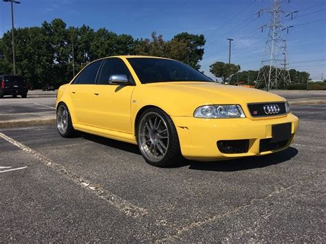 Tuner Audi by Tuner Tuesday 2000 Audi S4 Rs4 Spec German Cars For