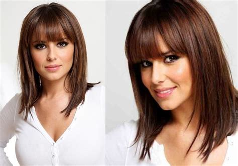 Medium Length Hairstyles 2017 For Thin Hair by Medium Hairstyles With Bangs Medium Length Hairstyles For