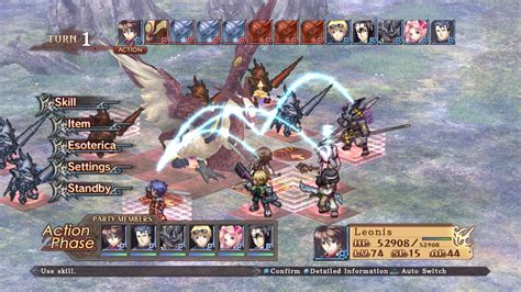 rpg record of agarest war zero apk android - Record Of Agarest War Apk