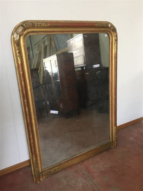 specchio cornice dorata specchio cornice dorata luigi filippo mobili duchi