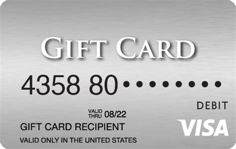 Visa Gift Card Statement - mygift visa gift card