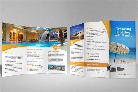 brochure template resort 21 resort brochure templates free premium download