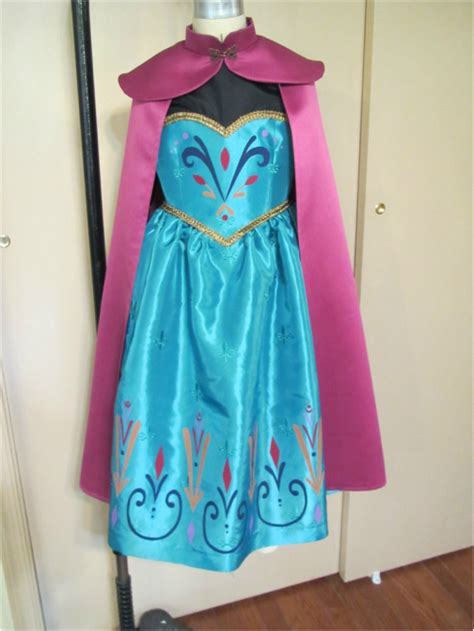 sewing pattern elsa dress elsa s coronation dress sewing the cape could use this