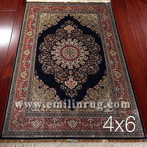 bedroom carpets for sale 1 4ft x 6ft vintage hand knotted silk persian rugs